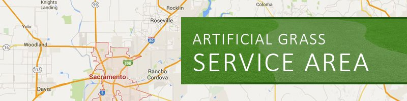 Artificial Grass and Turf installations in Sacramento